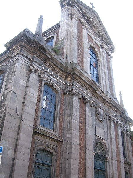 Église Notre-Dame d'Harscamp